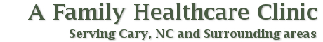 cary healthcare