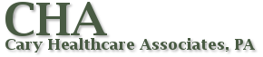 cary healthcare associates logo